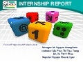 Internship report from 25th to 29 th march 2013