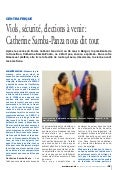 Interview Centrafrique de CSP