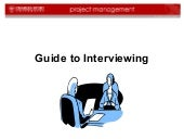 Interviewing Skills 2