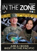 In The Zone Magazine - February  2014