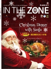 In The Zone - December 2013