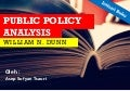 Intisari Buku Public Policy Analysis (William N. Dunn)