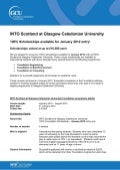INTO scotland at GCU - 100% scholarship for Jan 2012 - Intelligent Partners