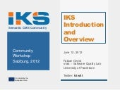 Introduction to the IKS 7.0 Technol...