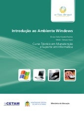 Introducao ambiente windows