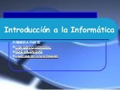 Introduccion A Informatica