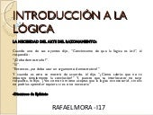 Introduccion A La LóGica