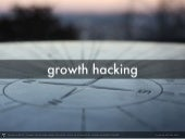 Introducción al Growth Hacking