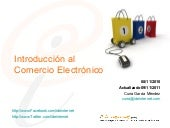 Introduccion ecommerce - actualizad...