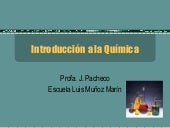 Introduccion quimica