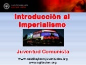 Introduccion al imperialismo