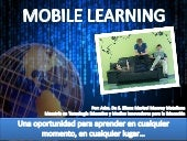 Introducción al Mobile learning