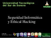 Introduccion al Ethical Hacking