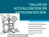 Introduccion taller anticoncepción ...