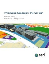 Introducing Geodesign: The Concept