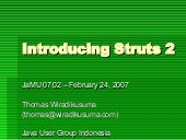 Introducing Struts 2