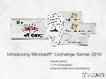 Introducing Exchange Server 2010