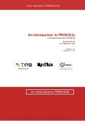 Introduction to-prince2-10121212274...