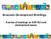 Introduction to the Brussels Develo...