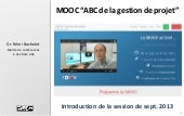 Introduction du MOOC GdP 2