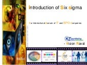 Introduction Of Six Sigma for IT & ...