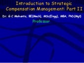 Introduction strategic to Strategic...