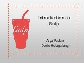 Introduction to Gulp