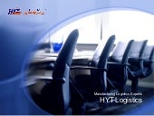 Introduction To HYT Logistics