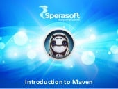 Introduction to Maven