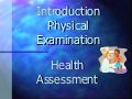 NurseReview.Org - Introduction To Physical Assessment