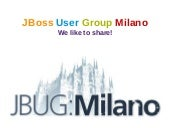 Intro jbug milano_26_set2012
