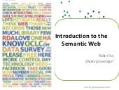 Intro to the semantic web (for libr...