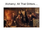 Intro To Alchemy
