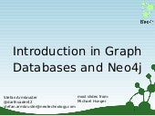 Introduction to Graph databases and...