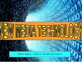 Introduction to New Media Technologies