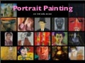 Introduction To Portrait Painting Presentation
