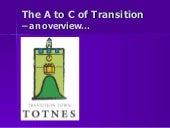 Into Transition, the Totnes' 12 ste...