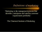 Inttroduction of marketing