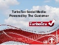 BDI 1/13/10 Social Integration Conference - Intuit TurboTax Case Study