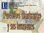 Invasiones barbaras2061
