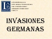 invasiones germanas