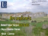 invasiones gramanicas