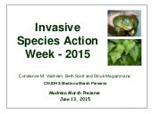 Invasive species action week