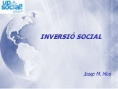 Inversion Social Up Social