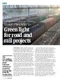 Invest In Kazakhstan   Road And Rail Projects P 114 116
