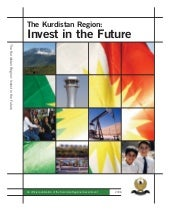 Invest In The Future of Kurdistan 2008