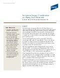 Investment Strategy Considerations in a Rising Tax Environment - Dec. 2011