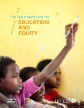Investment Case for Education and Equity