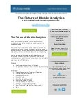 Webinar Invitation: The future of analytics