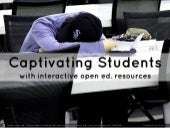 Captivating Students with Interactive Open Educational Resources (OER)